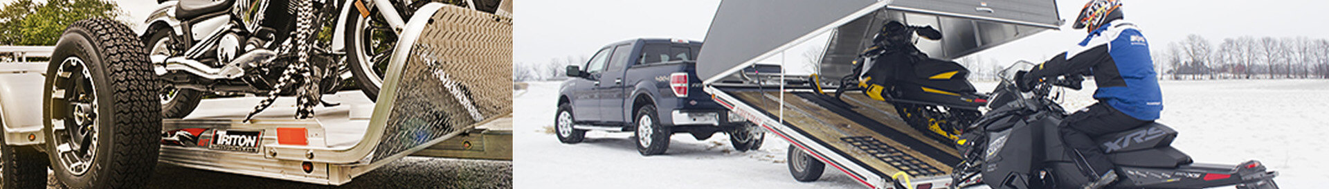 Triton Trailers | Factory Recreation | Midland Ontario